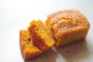Gâteau à la carotte pour le sport