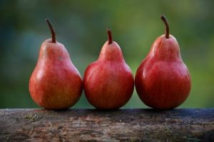 Gourmandise à la poire sans gluten