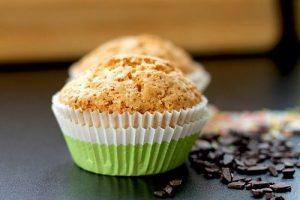 Muffins légers aux poires