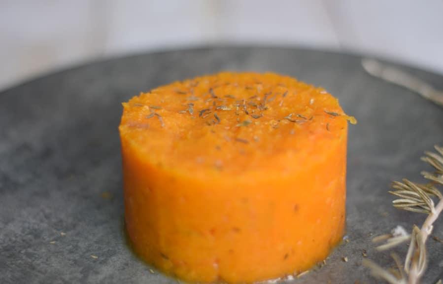 You are currently viewing Purée de butternut châtaigne et cannelle