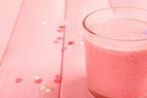 Read more about the article Milkshake à la fraise