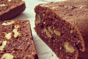 Gâteau paléo cacao