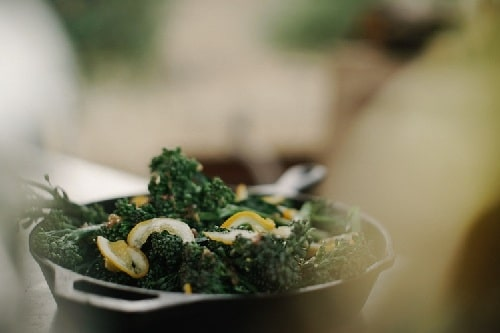 Read more about the article Salade d'algues