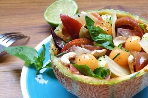 Read more about the article Salade fraîcheur au melon