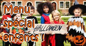 Read more about the article Halloween : Menu spécial enfants